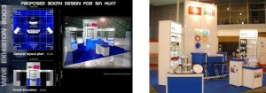 WineAsia-Trade exhibition booth design and set-up